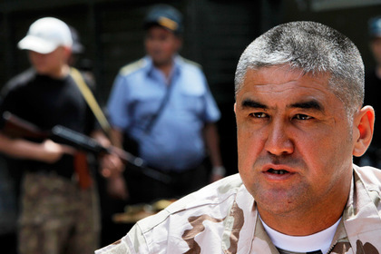 Задержавший Атамбаева замглавы МВД попал в опалу