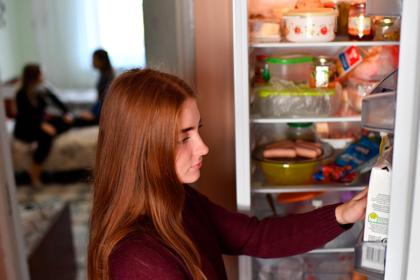 Американка выкладывала посты в сеть через холодильник и прославилась