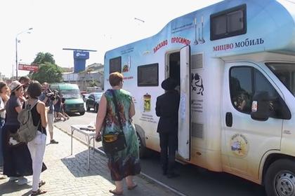 По Украине проедут синагоги на колесах
