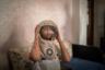 27-летняя Фатимазехра Эль-Газауи из марокканского портового города Мохаммедия страдает пигментной ксеродермой. В солнечные дни девушке приходится носить специальную маску для защиты от ультрафиолета. Специалисты советуют ей не появляться на улице без крема от загара и одежды, полностью закрывающей кожу от лучей солнца. А еще лучше — не появляться на улице вовсе.