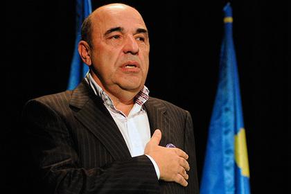 Нового украинского депутата отругали за русский язык