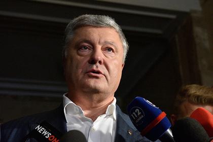 Порошенко поведал об еще одном «выстреле» Зеленского в спину украинской армии