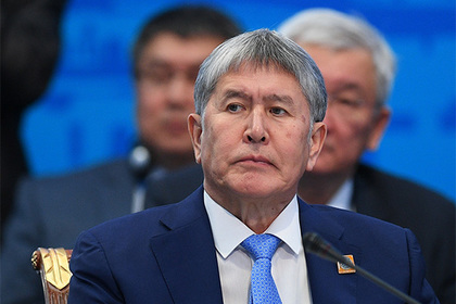 Атамбаеву предъявили новые обвинения