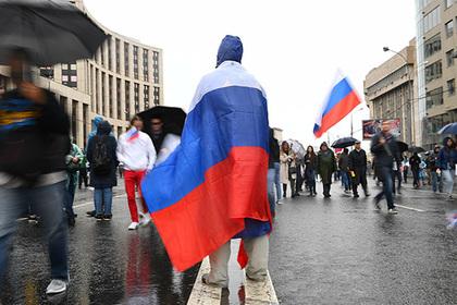 Участвовавшего в акции в Москве студента-очника задержали за уклонение от армии