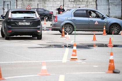 Раскрыты самые нелепые ошибки на экзамене по вождению