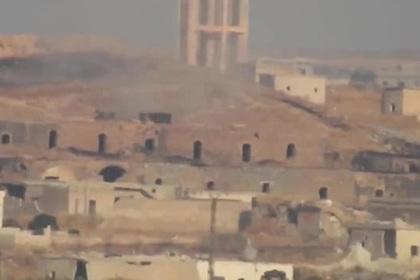 Боевики сбили Су-22 в Сирии