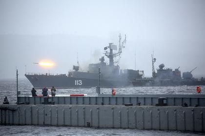 ВМФ России признали «невыездным»