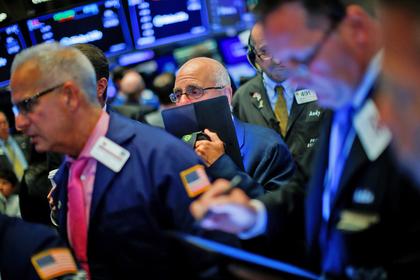 На рынке США началась истерика
