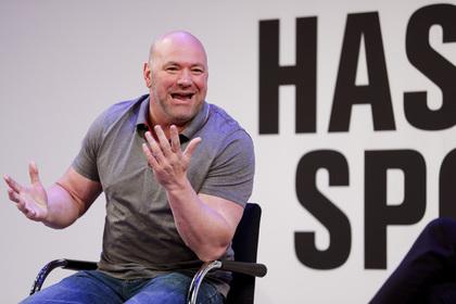 Глава UFC отреагировал на желание чемпиона провести межполовой бой