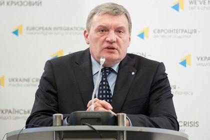Украинского замминистра задержали при получении взятки