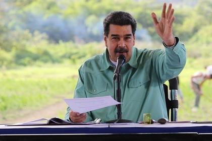Мадуро рассказал о плане покушения на него