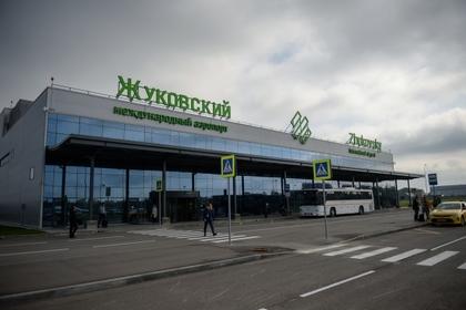 У совершившего в Жуковском жесткую посадку самолета отвалился двигатель