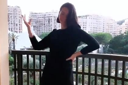 Ида Галич объявила о беременности