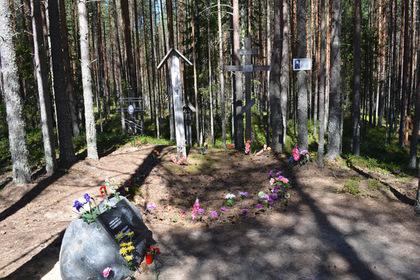 Захоронения жертв репрессий в Сандармохе назвали портящими имидж России