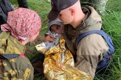 Появились подробности спасения трехлетнего мальчика из сибирской тайги