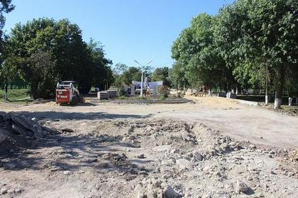 На Кубани появится новый парк