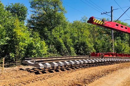 В российском городе отремонтируют железную дорогу времен Александра III