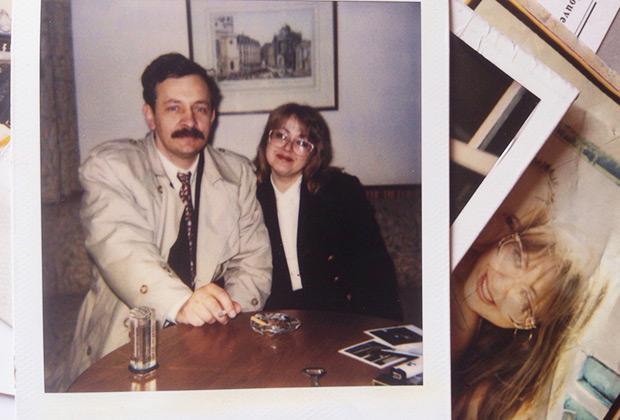 Родители Ольги Бородиной