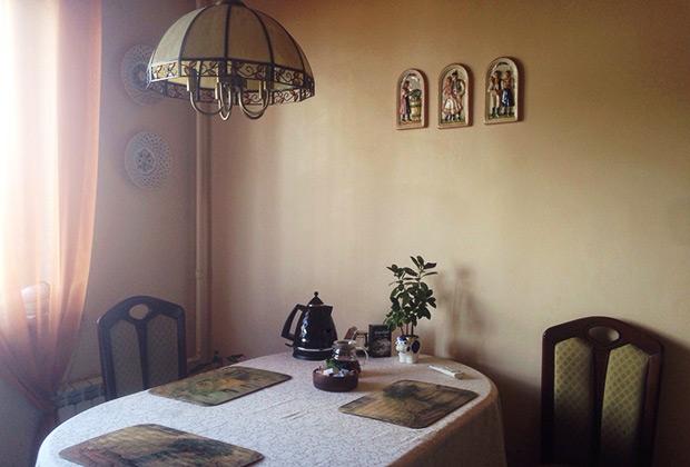 Квартира Ольги Бородиной