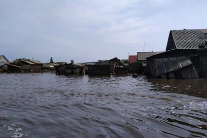 Жителей подтопленных районов Иркутской области заподозрили в симулянстве