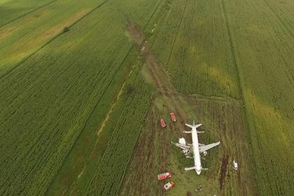 Число пострадавших в результате аварийной посадки А321 выросло