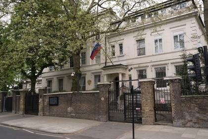 Посольство России оценило появление новой жертвы отравления в Солсбери