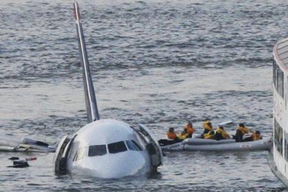 Пассажир упавшего в Гудзон А320 назвал пилотов А321 «великими людьми»