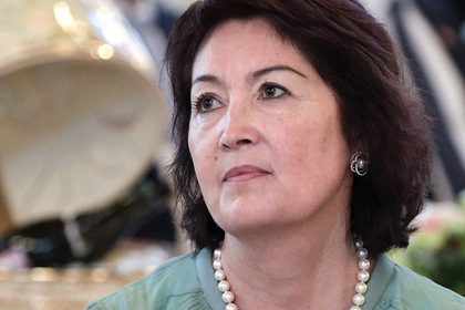 Киргизские власти решили посадить жену Атамбаева