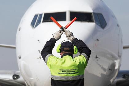 Еще один российский самолет столкнулся с проблемами из-за птицы в двигателе