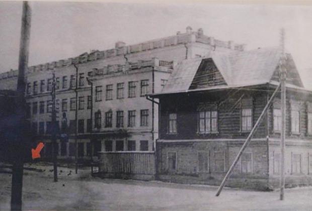 Одно из мест преступлений Владимира Винничевского (из материалов дела)