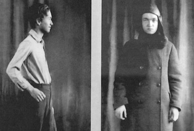 Фотографии Владимира Винничевского, сделанные после его ареста в 1939 году