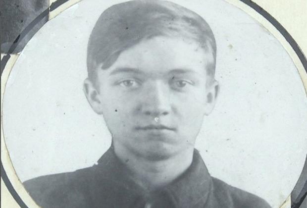 Винничевский в возрасте 16 лет. Фотография из материалов дела