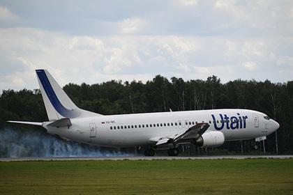 Еще один самолет вернулся в Москву из-за попадания птиц в двигатель