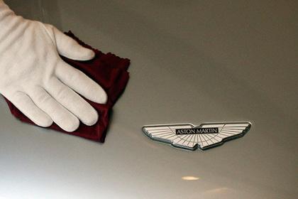 Aston Martin нашел способ оттолкнуться от дна