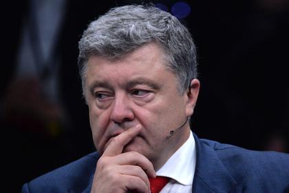Порошенко снова назвал себя президентом Украины