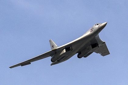 Ту-160 отозвали от границы США
