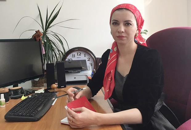 Уполномоченная по правам ребенка Зарема Чахкиева