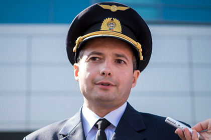 Посадившие самолет на кукурузное поле пилоты стали Героями России