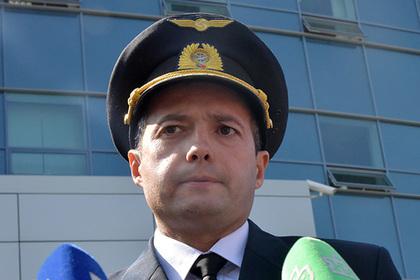 Ставший Героем России пилот промолчал в ответ
