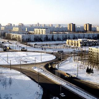 Панорама Тольятти
