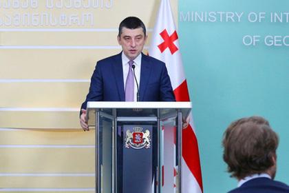 Разгневавший грузинских протестующих министр возглавит правительство