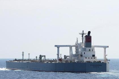 Китайский танкер сменил имя и уплыл от санкций США