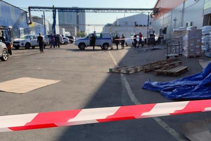 В Петербурге произошла перестрелка
