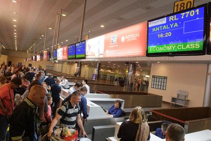 Оккупировавшие duty free в Турции россияне улетели домой