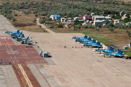 В Крыму случайно запустили управляемую ракету