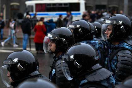 Названо число участников митинга в Москве