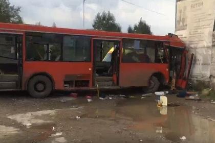Появились подробности крупного ДТП с пассажирским автобусом в Перми