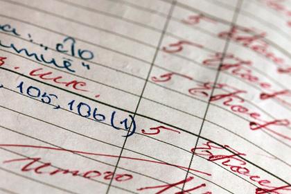 Продажи школьных дневников выросли на 800 процентов