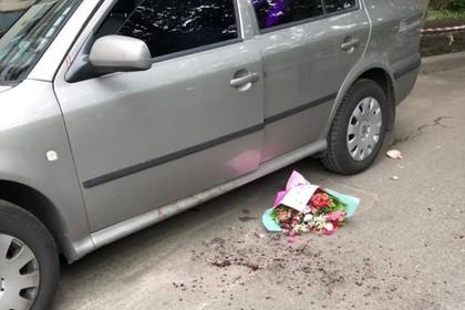 Киевлянин набросился на бывшую жену с ножом за отказ вернуться