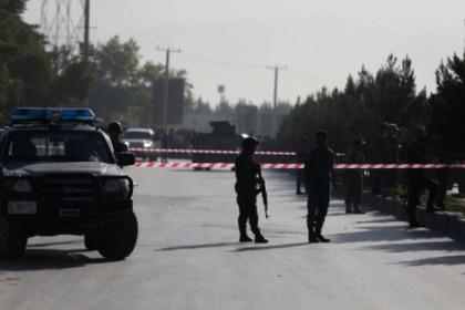 Взрыв произошел на афганской свадьбе